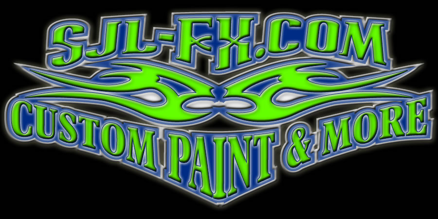 Logo for SJLFX Custom Paint and More