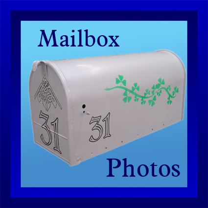 button for mailbox photos